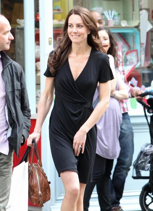 "Duchess of Cambridge Kate Middleton becomes ""thinspiration"" on pro-anorexia websites."