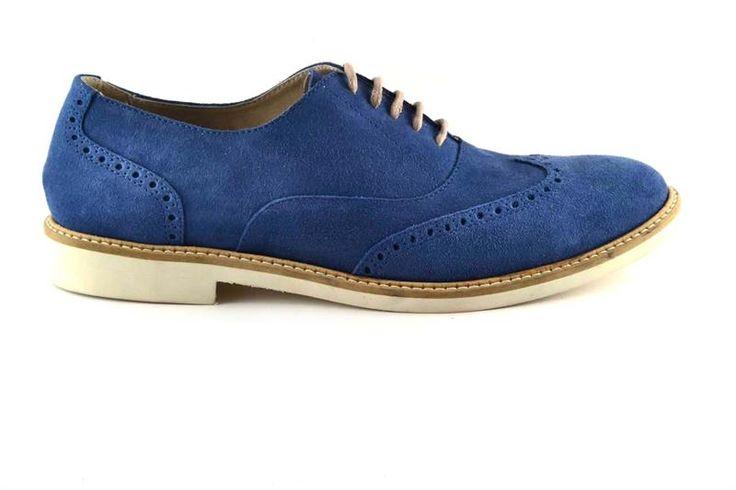 Мужские синие туфли где купить