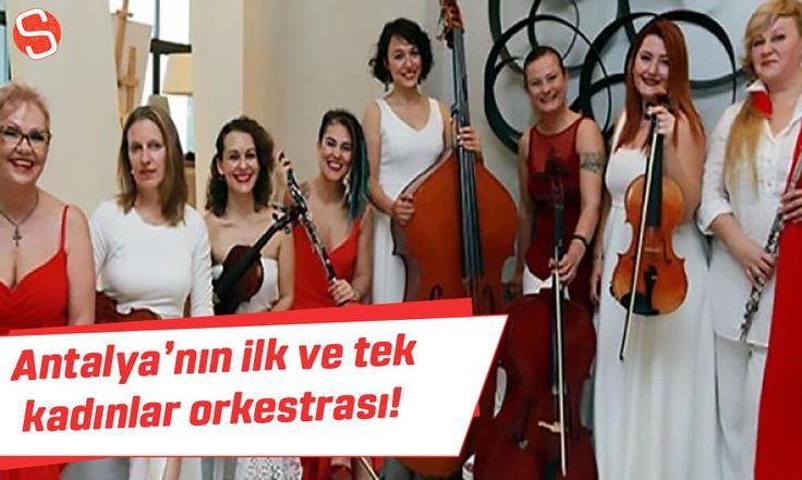 Avusturyalı müzisyen, Antalya'da kadınlar orkestrası kurdu #müzisyen #sanat #kadınlar #orkestra