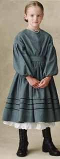 girl historical dress american civil war