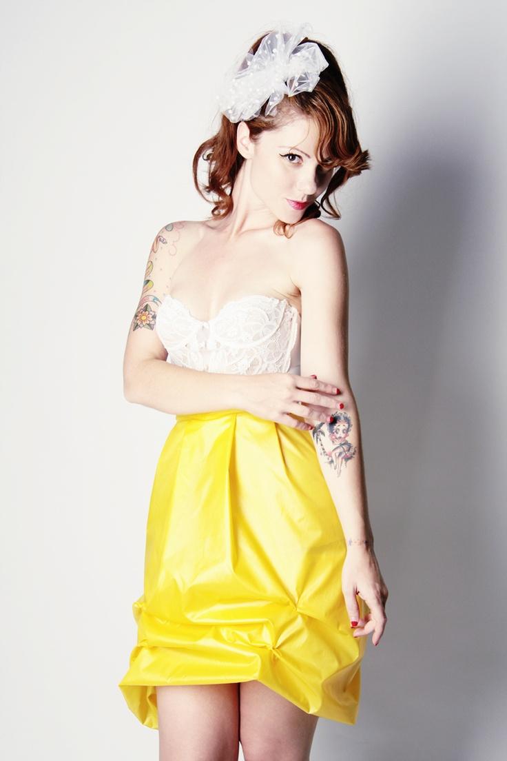 Skirt    Handmade by Le Lektra