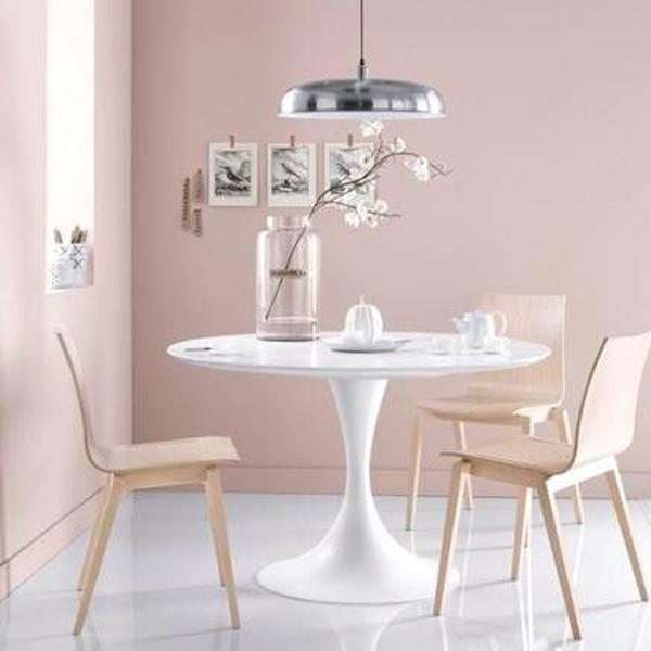 les 69 meilleures images propos de deco rose poudr sur. Black Bedroom Furniture Sets. Home Design Ideas