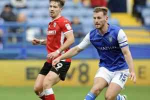 Bristol City v Sheffield Wednesday: Tom Lees set to return to bolster Owls' defence: * Bristol City v Sheffield Wednesday: Tom Lees set to…