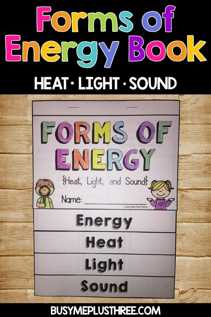 Are You Studying Forms Of Energy With Light Heat And Sound In Your Kindergarten Or Fir Kindergarten Anchor Charts Energy Science Projects First Grade Science [ 1104 x 736 Pixel ]