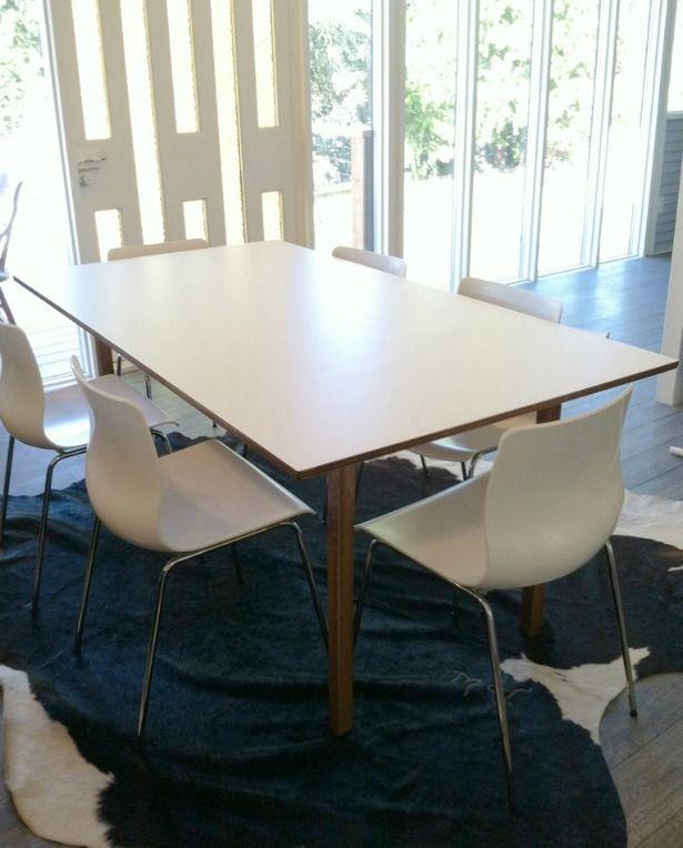Diy Modern Dining Table