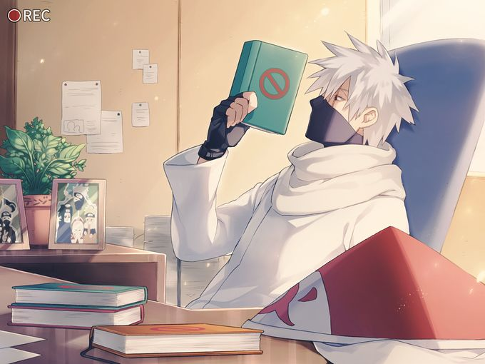 I love hokage kakashi so much                                                                                                                                                      More