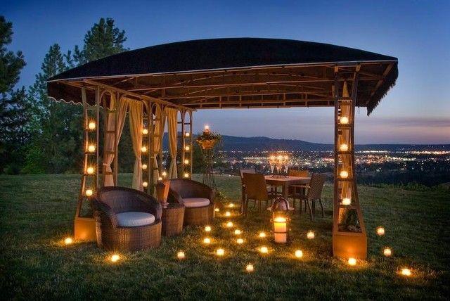 Beautiful Modern gazebo lighting for Hall, Kitchen, bedroom ...