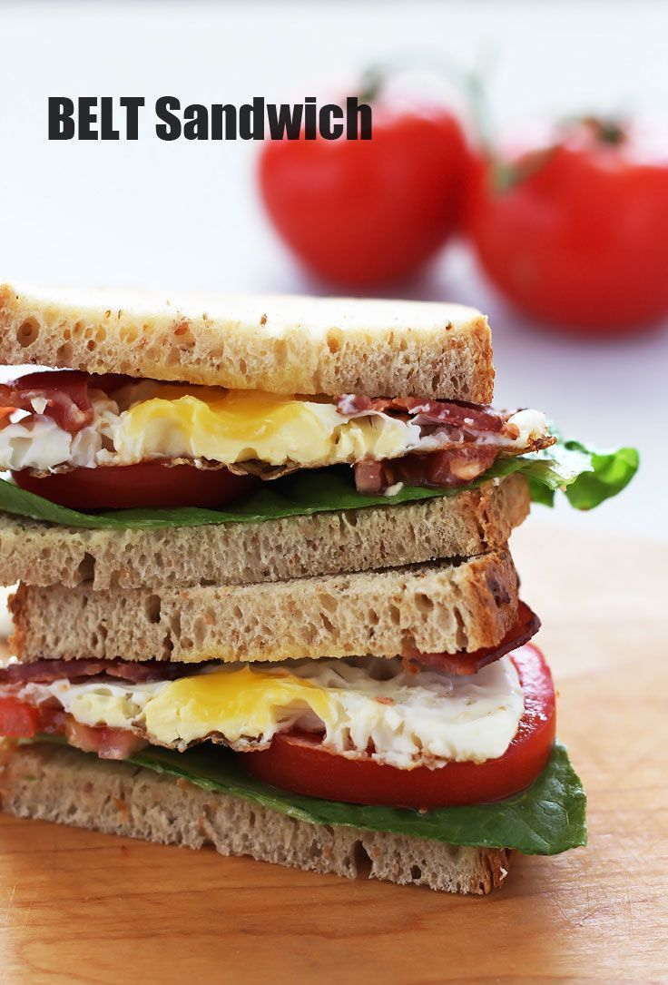 1000+ images about Food-sandwich on Pinterest | Bacon, Chicken salads ...
