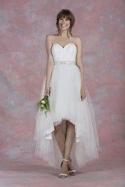 Niet traditioneel, maar wel een echte trouwjurk - Assepoester Feestkleding