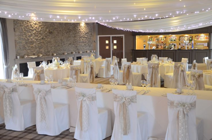 hessian at The Coniston Hotel