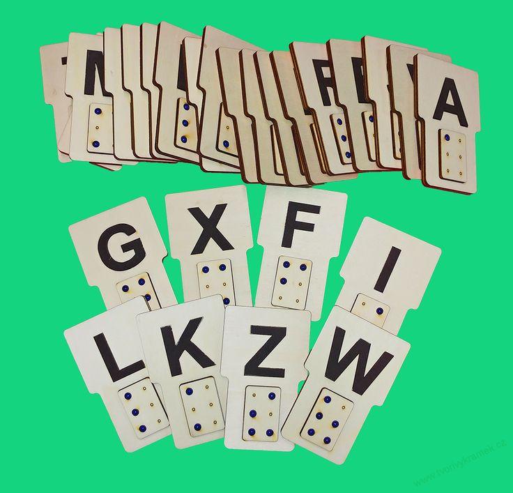 ABC Braille měkké panely-základní Česká verze