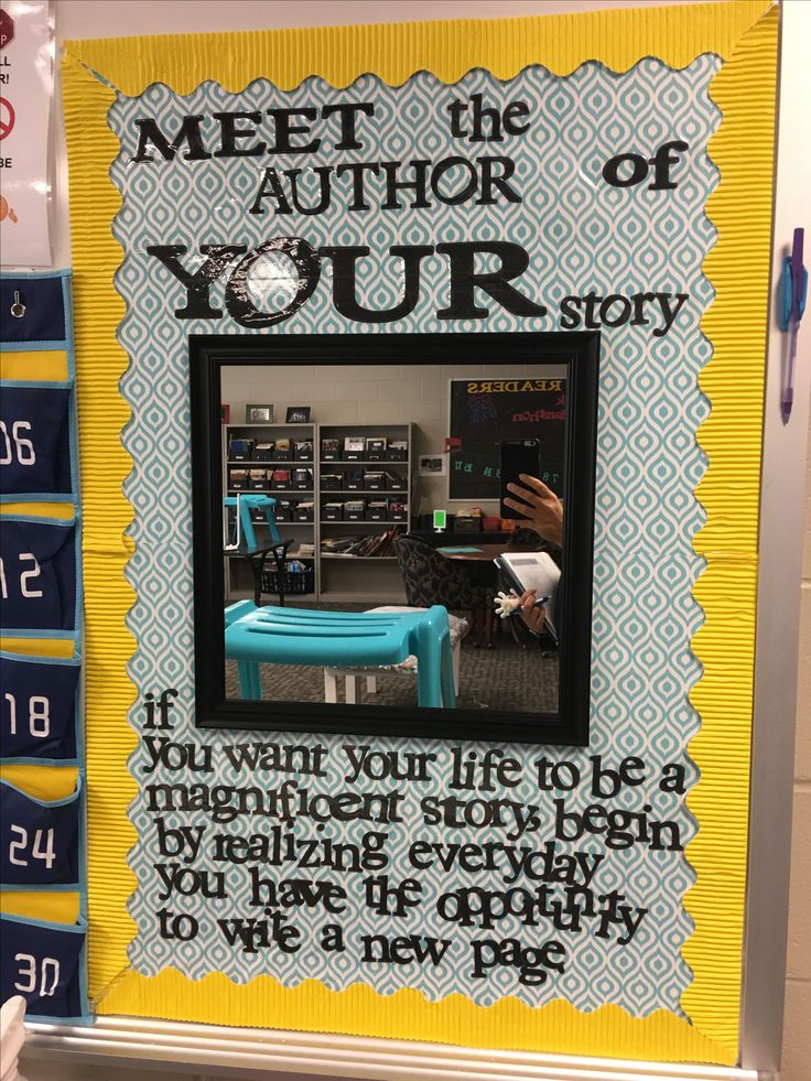 """Wall inspired by Mark Houlahan quote and Pinterest. Need to fix spelling to """"every day"""", but happy with results!"""