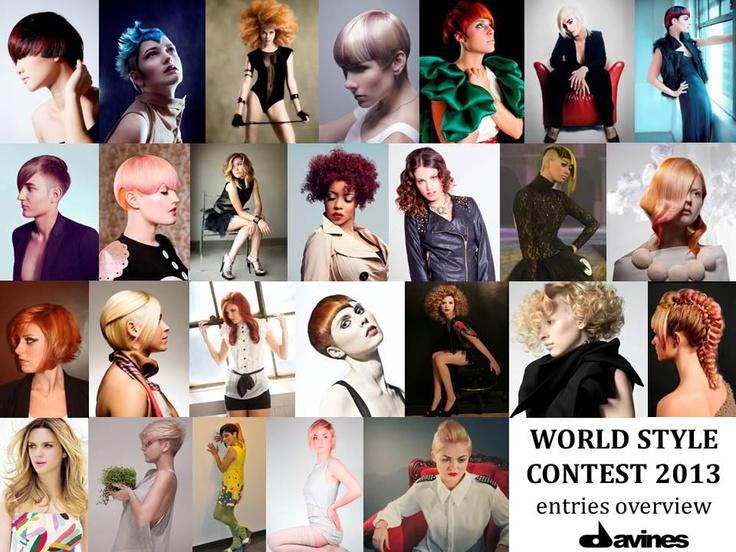#WWHT2013 the start of World Style Contest. Congrats to the winners  Nguyen Tu, Sandro Macri and Christilene Erasmus.