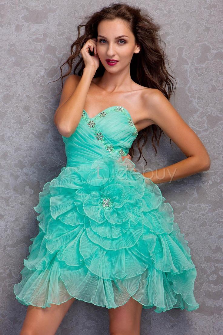 101 best Clothes images on Pinterest | Short films, Evening gowns ...