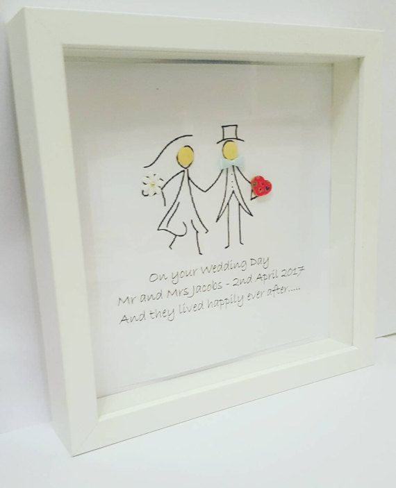 35 best Wedding gift idea frames images on Pinterest | Etsy shop ...