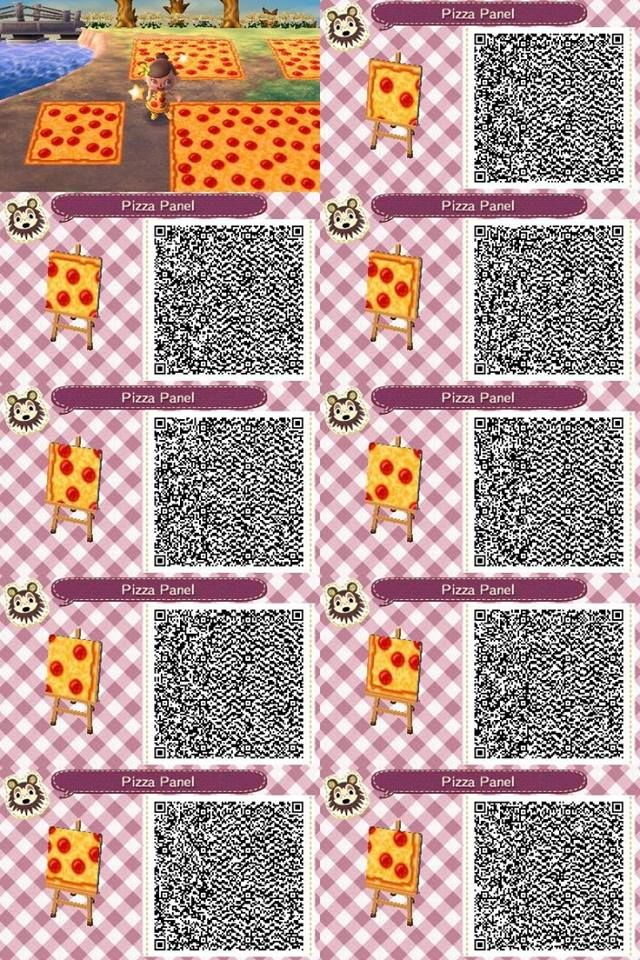 Pizza Path Acnl Town Designs Pinterest Pizza And Paths