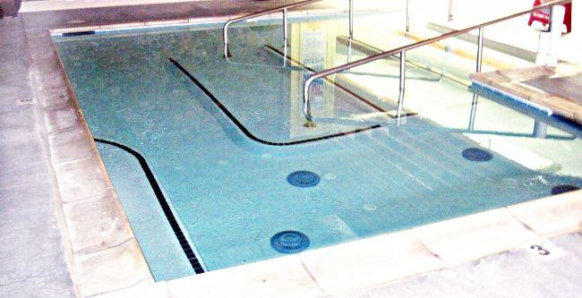 85 best ramped zero beach entry hotel community pools - San jose state university swimming pool ...