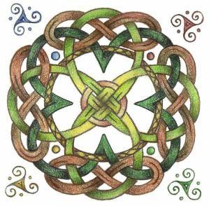 Celtic by bertha