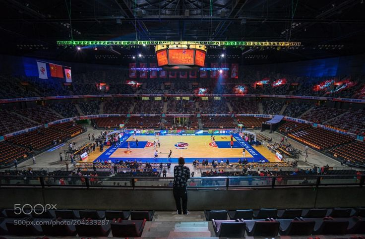 Ready to watch the semi-final game of Chinese Basketball Association ! by 547149503