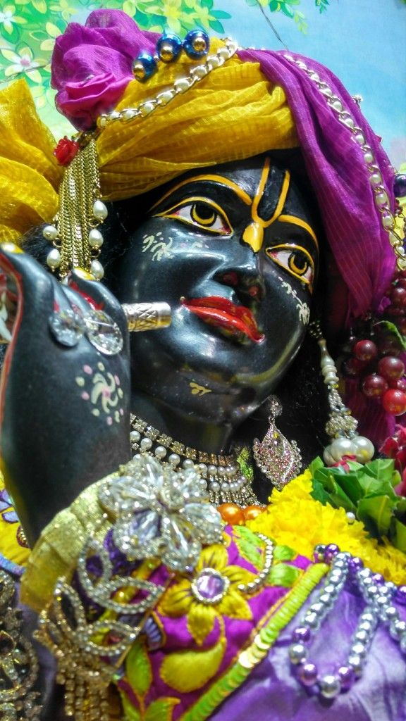 Sri Krishna   #love #radha #krishna #happy #beautiful #harekrishna #ISKCON #chandigarh http://ift.tt/2ebC0I0