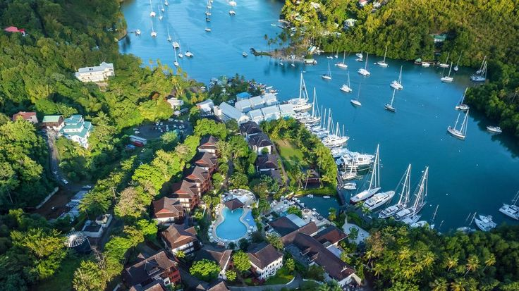 Explore The Beauty Of Caribbean: Capella Marigot Bay, St. Lucia, Castries, St Lucia