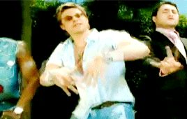 Immagine di blue, duncan james, 2000s, gif, boy