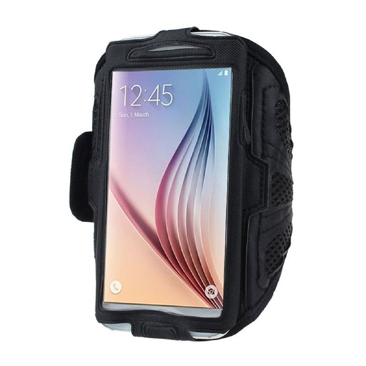 Tonsee(TM) Best Price Newly Fashion Sport Gym Running Armband Case for Cellphones (Samsung Galaxy S5 S6 Black). Multiple layers of padding offer the best in protection. Exercise your right to a great soundtrack with this ultimate workout duo: an iPod touch compatible SportBand with Case. Adjustable Velcro Armband gives you the versatility of carrying your iPod in a variety of ways. Heavy duty see-through faceplate allows you to view your iPod while still in the pouch. Armband is…