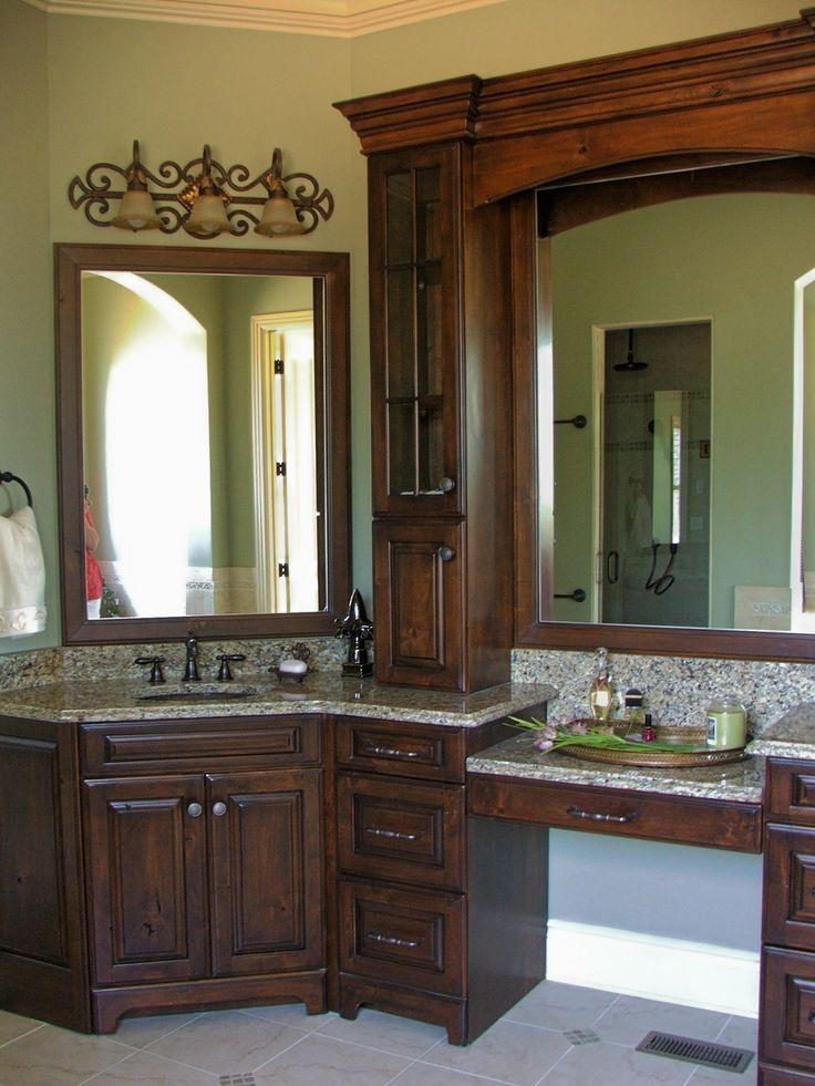 Double Bathroom Vanities 5155 inches  Discount Bathroom