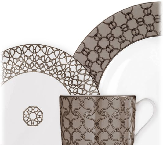 Fall Dining #Hermes Fil d'Argent
