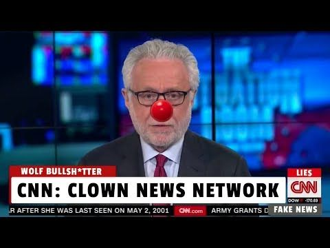 Viral Video Destroying @CNN - Clown News Network http://thinkamericana.com/2017/05/29/viral-video-destroying-cnn-clown-news-network-video/ @Instagram @ihatehillaryclinton @MileyCyrus @PJStrikeForce #Militia