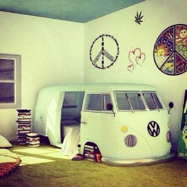 Habitacion hippie me encanta pinterest hippie style for Cuartos hippies
