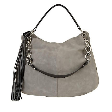 grey slouch bag - shoulder bags - bags / purses - women - River Island