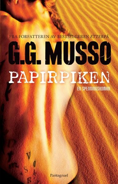 Papirpiken - Pantagruel paperback, Norway