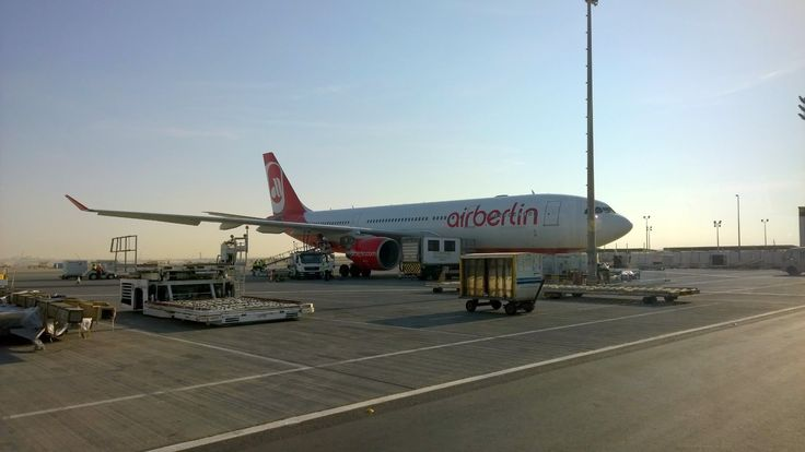 Airline Review: Air Berlin (long haul Economy) – http://traveluxblog.com/2015/05/23/airline-review-air-berlin-long-haul-economy/ #travel #wanderlust #review #airberlin #ab #review #economy #flight