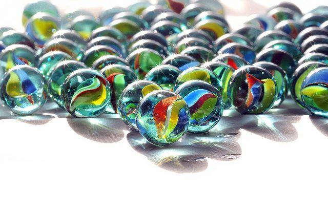 Marbles! #90s #00s #memories