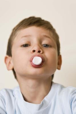 Sensory Diet Ideas for Oral Sensory Seeking Behaviors in Children