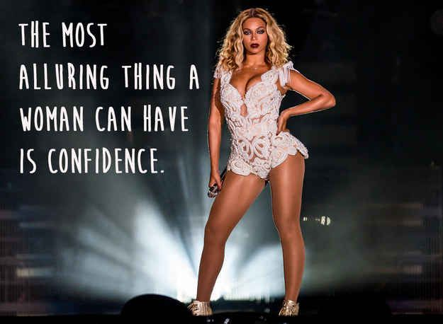 Beyoncé. | 29 Celebrities Who Will Actually Make You Feel Good About Your Body