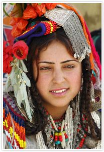 Drokpa Woman. Ladakh. The Drokpa Community is considered to be the last race of Aryans. Their feature is pure Indo Aryan and they have preserved their racial purity down the centuries. Their culture and religious practices are very similar to ancient pre- Buddhist religion known as Bon-Chos