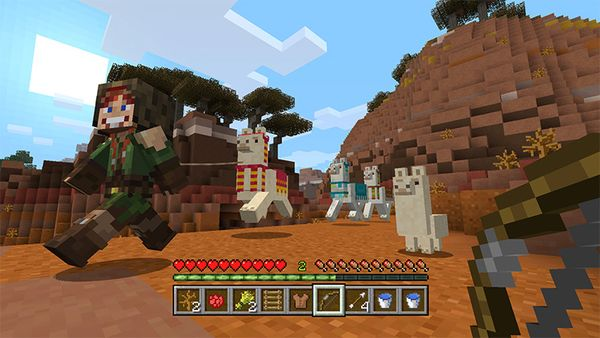 """Minecraft - """"Better Together"""" update more DLC hitting Switch Wii U tonight   As you probably know well soon be bringing you the Better Together Update which will combine console and mobile editions into one super-lovely version of Minecraft - but that doesnt mean we're twiddling our thumbs in the meantime! Console Edition will still be getting updated with new features and those platforms which wont support the Better Together Update will continue getting updates even after it lands.  With…"""