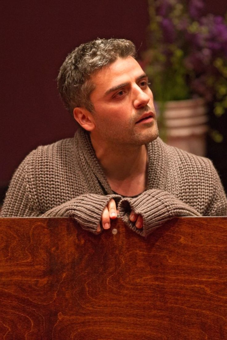 Oscar Isaac in HAMLET at The Public Theater in NYC (July 7, 2017)