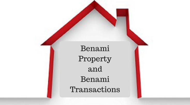 Benami Property and Benami Transactions (Prohibition) Amendment Act, 2016