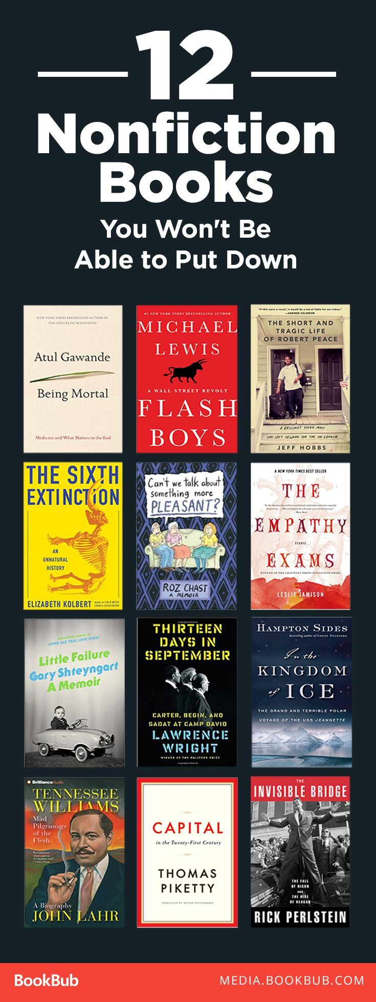 12 Nonfiction Books Worth Reading For Adults, Including Inspirational  Books, Educational Reads, And
