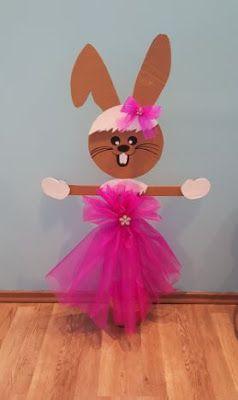 Ötletes Blog: Aranyos Húsvéti Nyuszi fillérekből