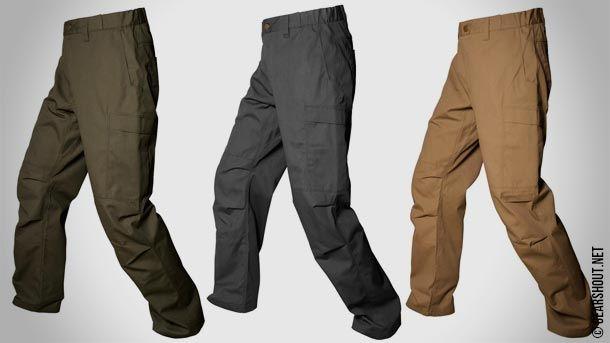 Vertex представила новое поколение своих облегчённых тактических брюк Phantom