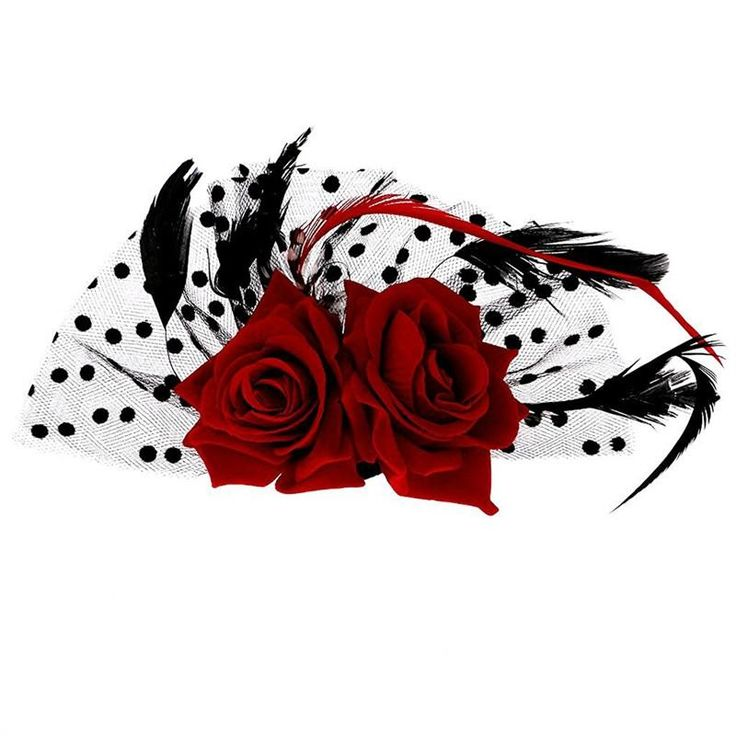 Description This item is made of high qualified feather and fabric which is durable and reusable. Its elegant chic design and bridal flower headpieces...