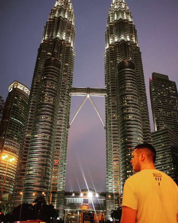 #kualalumpurcity #twintowers #malaysia #chodzimysobie