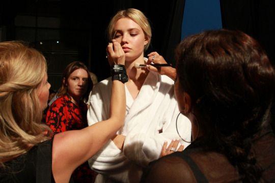 JULIETTE PERKINS - MERCEDES BENZ FASHION WEEK AUSTRALIA 2015