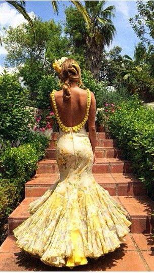 Espalda y falda