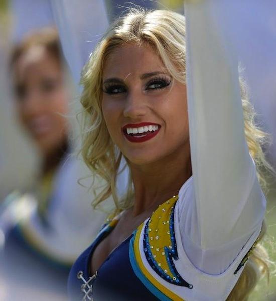 San Diego Chargers Dancers: Best 25+ Hot Cheerleaders Ideas On Pinterest