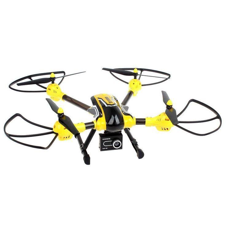 Extrem stabile Drohne für Anfänger